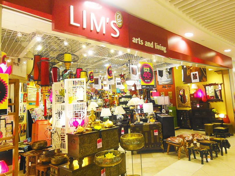 リトルインディアの品揃え豊富なアジアン雑貨ショップ:Lim's Arts and Living