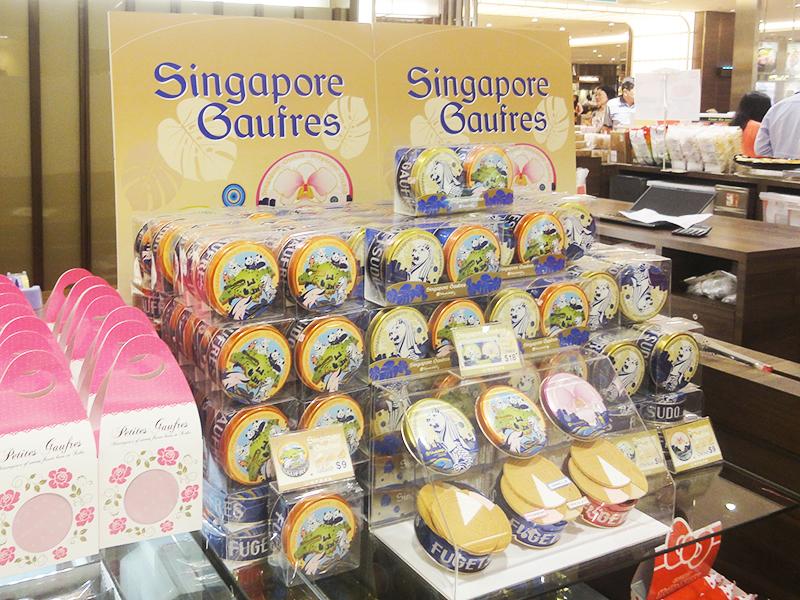 シンガポール高島屋デパ地下
