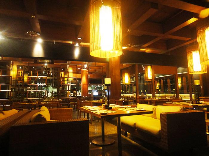ザ ラグーナ、ア ラグジュアリー コレクション リゾート & スパ、ヌサ ドゥア、バリのレストラン「Banyubiru (バニュビル)」