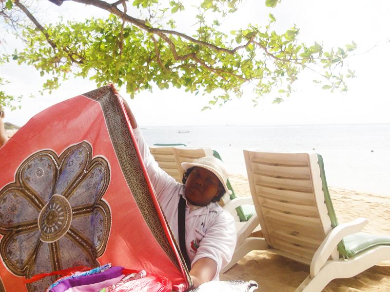バリ島 パレオ