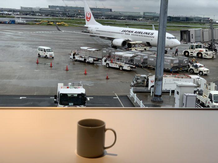 羽田空港国内線第1旅客ターミナル ラウンジ パワーラウンジ NORTH