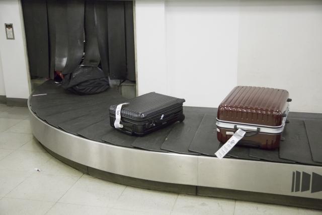 空港 ターンテーブル