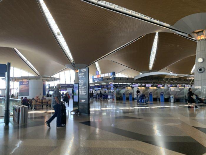 malindo air クアラルンプール国際空港