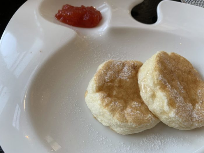 セントレジスランカウイ 朝食