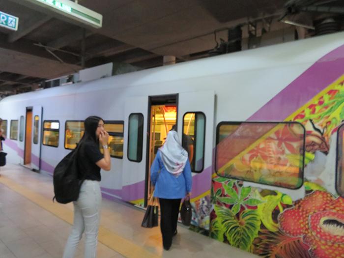 KLIA Express Transit