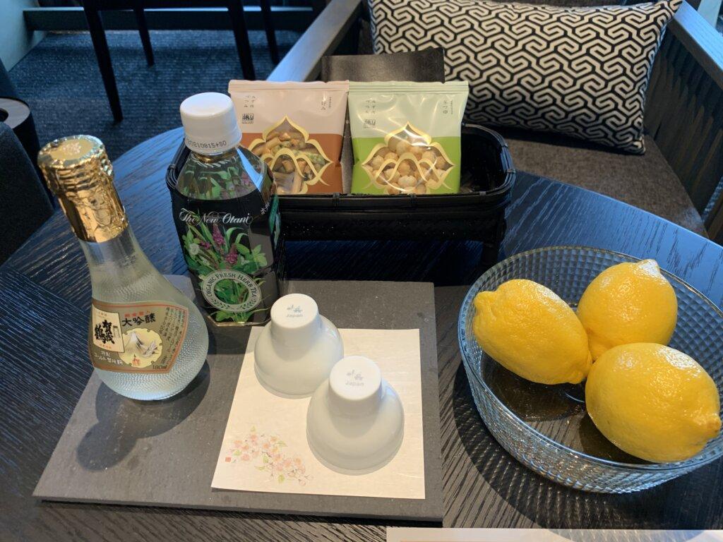 ホテルニューオータニ東京「新江戸ルームデラックス」