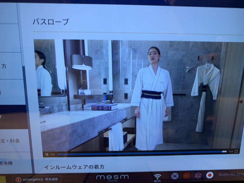 メズム東京オートグラフコレクション宿泊記