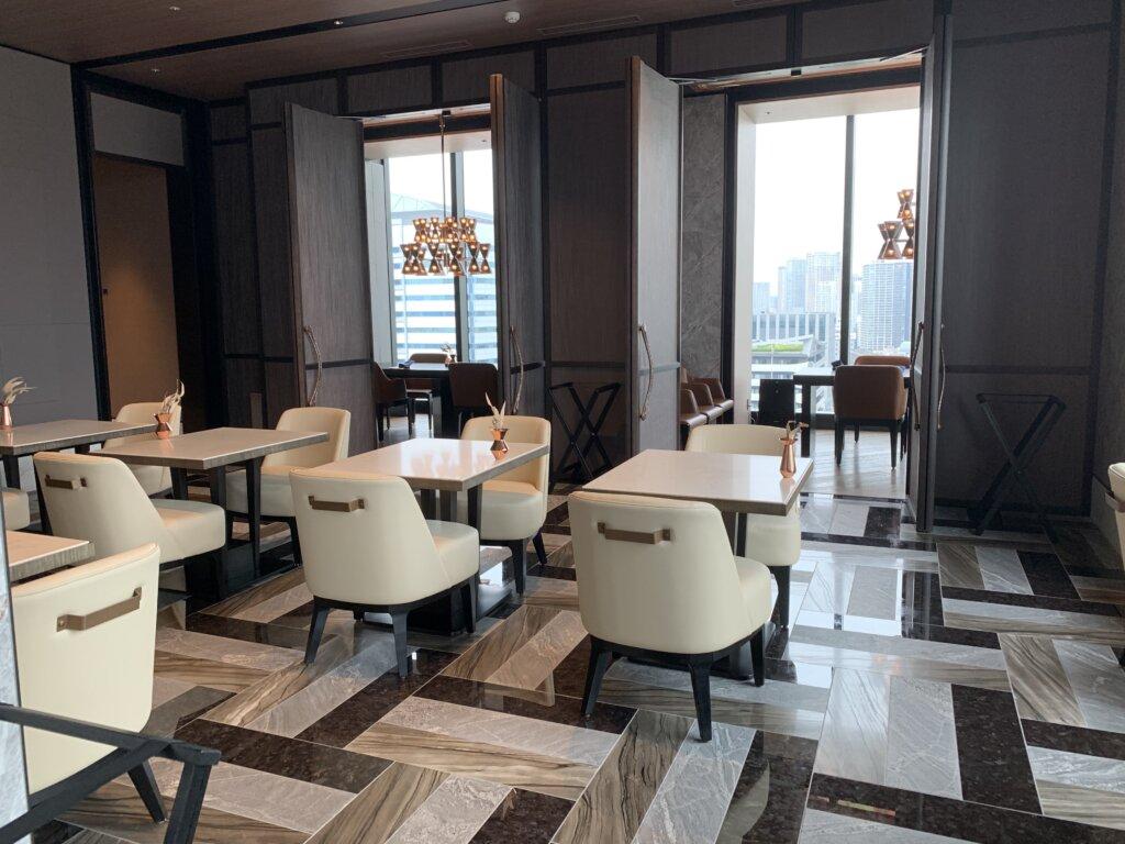 メズム東京、オートグラフコレクションのレストラン「シェフズ・シアター」の朝食コース『メズム・ブレックファスト』