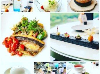 メズム東京、オートグラフコレクションのレストラン「シェフズ・シアター」ランチコース