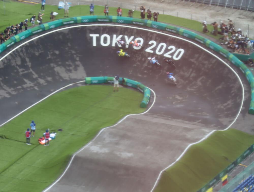 東京オリンピックBMXレーシング写真&動画